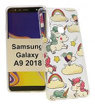TPU Designdeksel Samsung Galaxy A9 2018 (A920F/DS)
