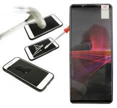 Full Frame Skjermbeskyttelse av glass Sony Xperia 1 III (XQ-BC52)