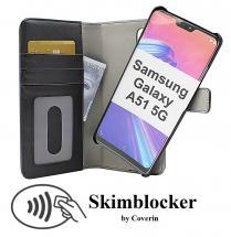 Skimblocker Magnet Wallet Samsung Galaxy A51 5G (A516B/DS)
