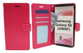 Crazy Horse Wallet Samsung Galaxy S9 (G960F)