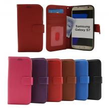 New Standcase Wallet Samsung Galaxy S7 (G930F)