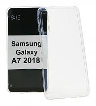 Ultra Thin TPU Deksel Samsung Galaxy A7 2018 (A750FN/DS)