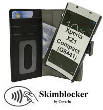 Skimblocker Magnet Wallet Sony Xperia XZ1 Compact (G8441)