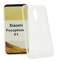 Ultra Thin TPU Deksel Xiaomi Pocophone F1