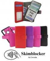 Skimblocker Magnet Wallet Huawei P20 Lite