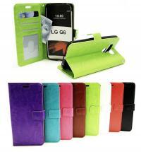 Crazy Horse Wallet LG G6 (H870)
