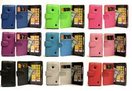 Lommebok-etui Nokia Lumia 520