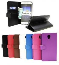 Standcase Wallet OnePlus 3