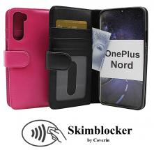 Skimblocker Lommebok-etui OnePlus Nord