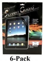 6-pakning Skjermbeskyttelse iPad 2,3 & 4