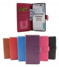 New Standcase Wallet Samsung Galaxy A21s (A217F/DS)