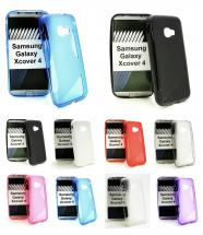 S-Line Deksel Samsung Galaxy Xcover 4 (G390F)
