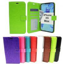 Crazy Horse Wallet iPhone Xs Max
