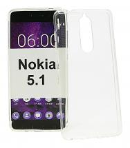 TPU-deksel for Nokia 5.1