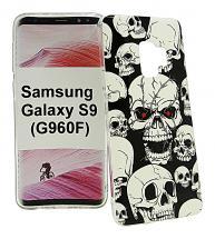 TPU Designdeksel Samsung Galaxy S9 (G960F)