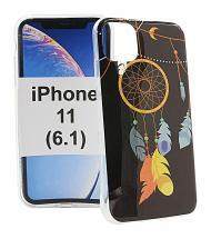 TPU Designdeksel iPhone 11 (6.1)