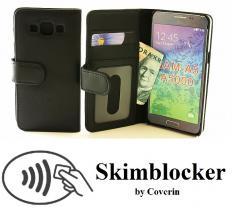 Skimblocker Lommebok-etui Samsung Galaxy A5 (SM-A500F)
