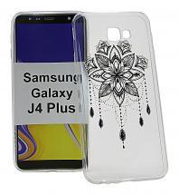 TPU Designdeksel Samsung Galaxy J4 Plus (J415FN/DS)