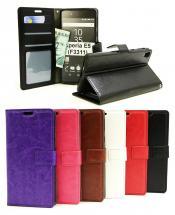 Crazy Horse Wallet Sony Xperia E5 (F3311)