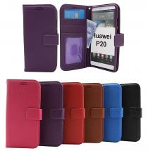New Standcase Wallet Huawei P20 (EML-L29)