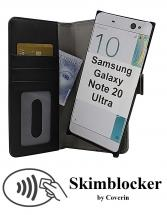 Skimblocker Magnet Wallet Samsung Galaxy Note 20 Ultra