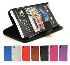 Standcase wallet HTC Desire 816