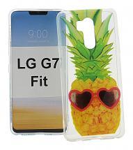TPU Designdeksel LG G7 Fit (LMQ850)
