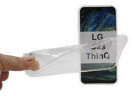 Ultra Thin TPU Deksel LG G8s ThinQ (LMG810)