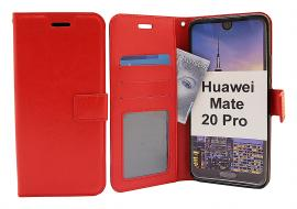 Crazy Horse Wallet Huawei Mate 20 Pro