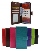 Crazy Horse Wallet Sony Xperia 1 II (XQ-AT51)