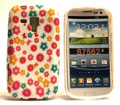 Tpu Designcover Samsung Galaxy Trend plus (s7580)