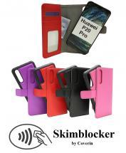 Skimblocker Magnet Wallet Huawei P20 Pro