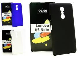 Hardcase Deksel Lenovo K6 Note