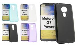 TPU-deksel for Motorola Moto G7 Power