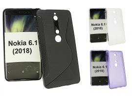 S-Line Deksel Nokia 6 (2018)
