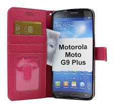New Standcase Wallet Motorola Moto G9 Plus