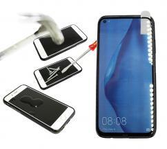 Full Frame Skjermbeskyttelse av glass Huawei P40 Lite