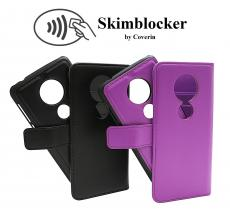 Skimblocker Magnet Wallet Motorola Moto E5 / Moto E (5th gen)