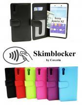 Skimblocker Lommebok-etui Sony Xperia XZ / XZs (F8331 / G8231)