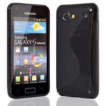 S-Line Deksel Samsung Galaxy S Advance