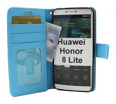 New Standcase Wallet Huawei Honor 8 Lite (PRA-LX1)