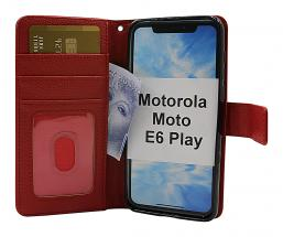 New Standcase Wallet Motorola Moto E6 Play