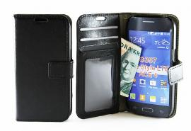 New Crazy Horse Wallet Samsung Galaxy Ace 4