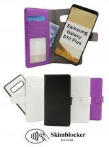 Skimblocker Magnet Wallet Samsung Galaxy S10 Plus (G975F)