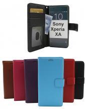 New Standcase Wallet Sony Xperia XA (F3111)