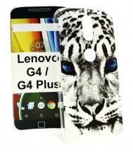 TPU Designdeksel Lenovo Motorola Moto G4 / G4 Plus