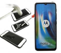 Full Frame Skjermbeskyttelse av glass Motorola Moto G9 Play