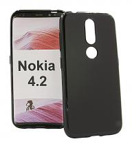 TPU-deksel for Nokia 4.2