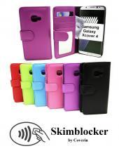 Skimblocker Lommebok-etui Samsung Galaxy Xcover 4 (G390F)