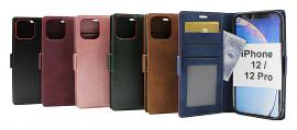 Lyx Standcase Wallet iPhone 12 / 12 Pro (6.1)